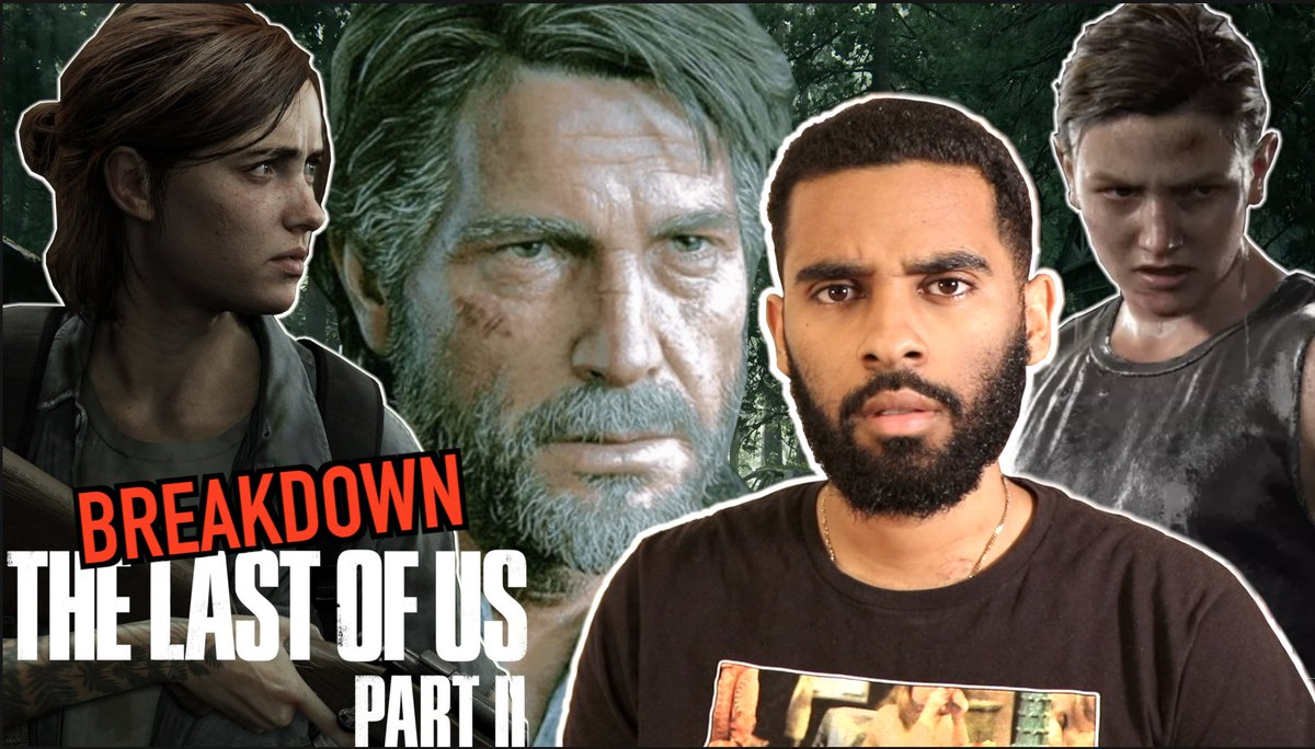 My Unpopular Opinion on The Last of Us 2 youtube.com/watch?v=UJ-Ly_…