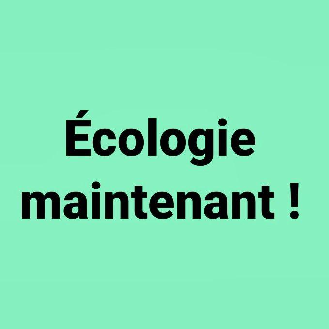Et l'Ecologie maintenant! #marchepourleclimat. https://t.co/FIKpnbsqIF https://t.co/0a8QCn86Tu