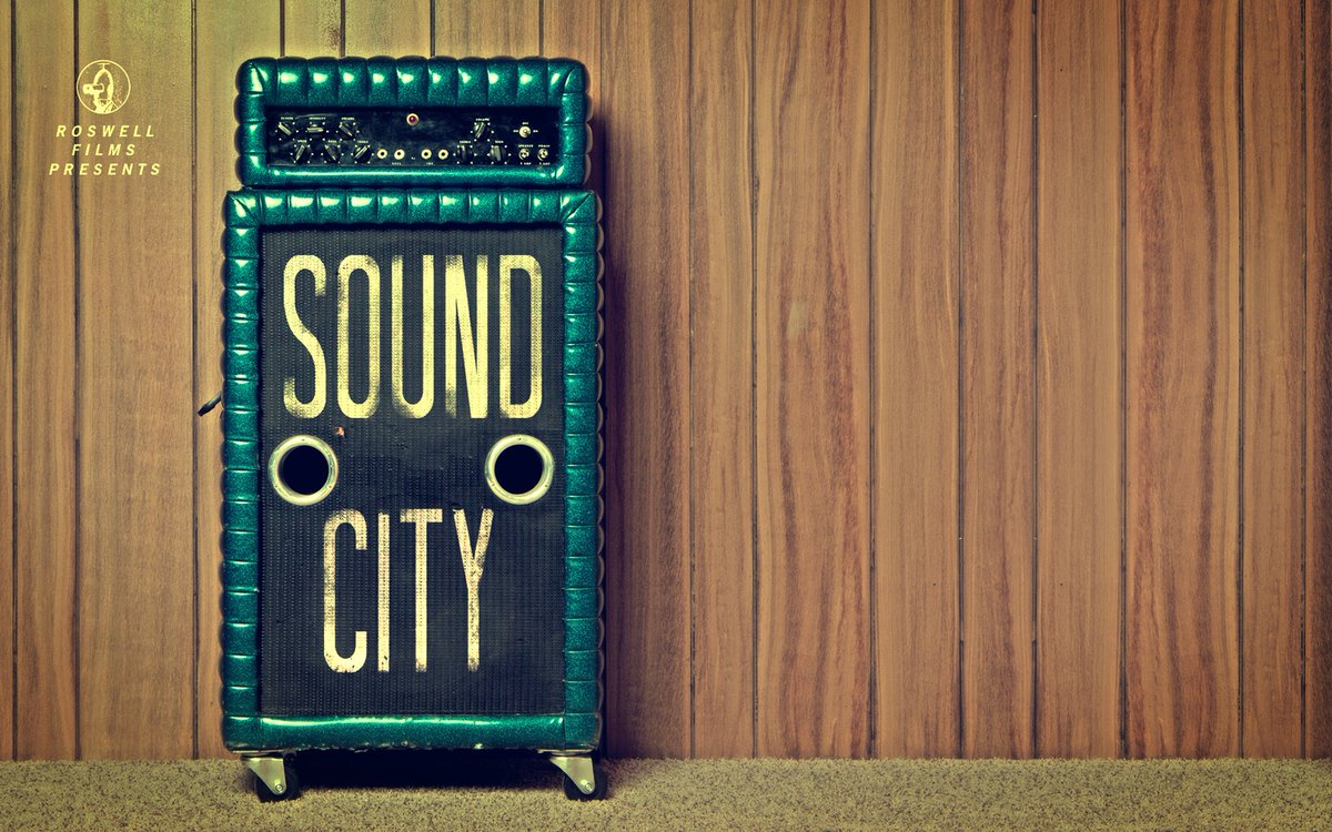 We're thrilled to add the exhilarating and award-winning documentary @soundcitymovie , directed by #DaveGrohl , to our programming line-up!   Check out the trailer here👇🎧🎼👇 https://t.co/Ob57NgUnbs  #Documentary #EntertainmentThatCounts https://t.co/4evCKpCFLT