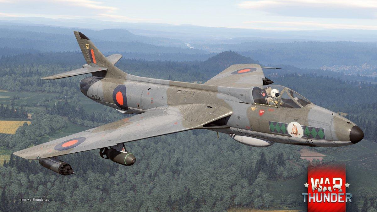 Im Juli 1959, vor 61 Jahren, stieg die #Hunter FGA.9 zu ihrem Erstflug auf. Erstmals während des Aden-Notfalls eingesetzt, wurde die FGA.9 aufgrund seiner hervorragenden Mehrzweckfähigkeit in 14 Länder exportiert, wobei einige sie noch bis in die 90er Jahre hinein einsetzten. https://t.co/VlZuLGD4AN