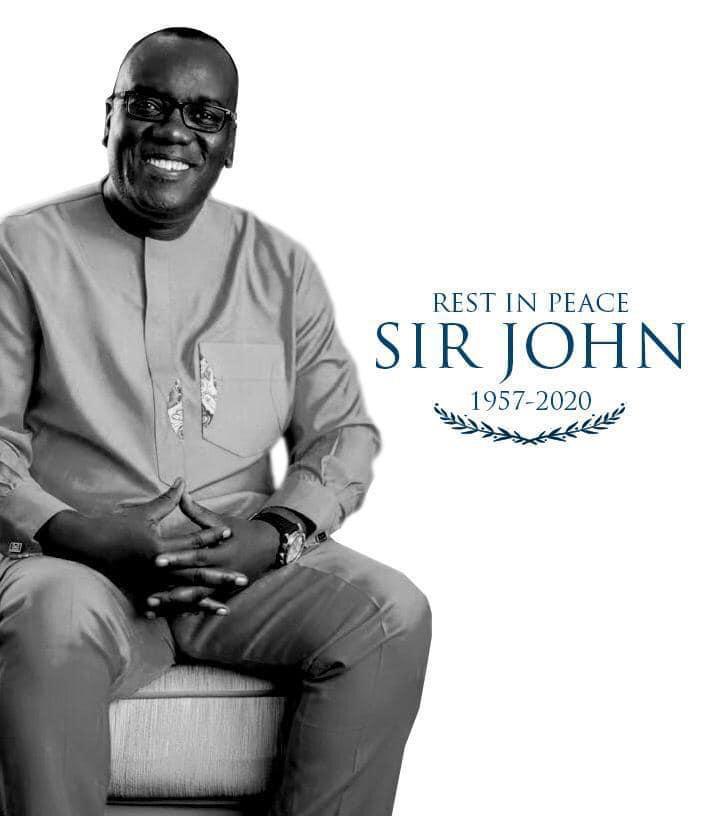 Sir John RIP   Rest well Sir pic.twitter.com/spMBsKCrqQ