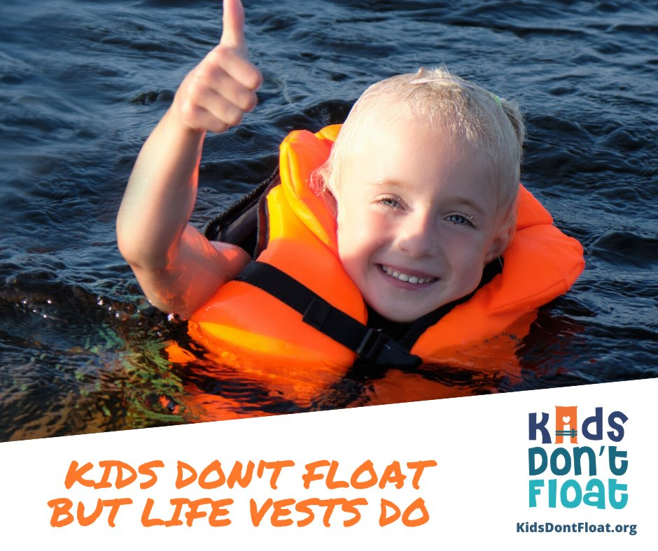Bring a life vest for your kids under age 13 or borrow a life vest at any of our life vest borrowing stations before you hit the beach. By having your child wear a life vest, you are protecting them and following local water safety laws. https://t.co/ksXhlTcJRc https://t.co/bTvAX5hIbz