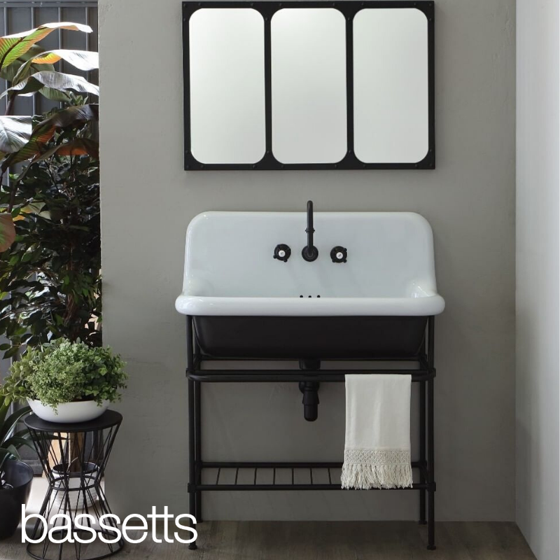 Whether you're hankering after a monochrome look or a splash of pastel pink, our dinky basins come in a range of colours to brighten up your bathroom https://t.co/3XvsNTin0s
