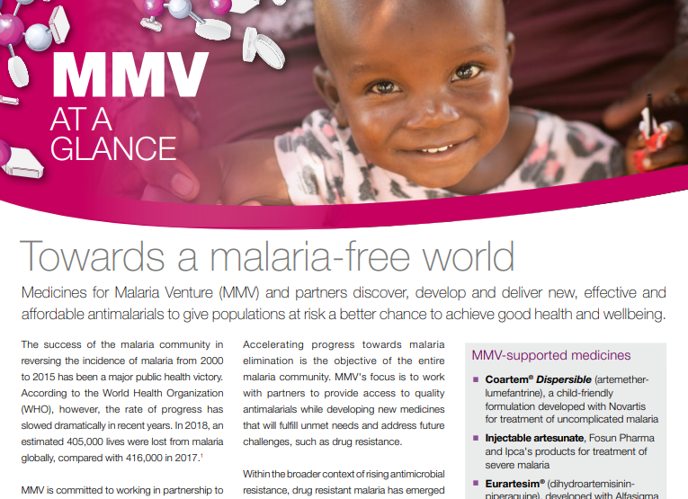 The latest version of the 'MMV at a glance' document is now available, highlighting our growing portfolio and impact of our access work. 💊  https://t.co/2Bj7WAtuad https://t.co/ocdtNO3CJO
