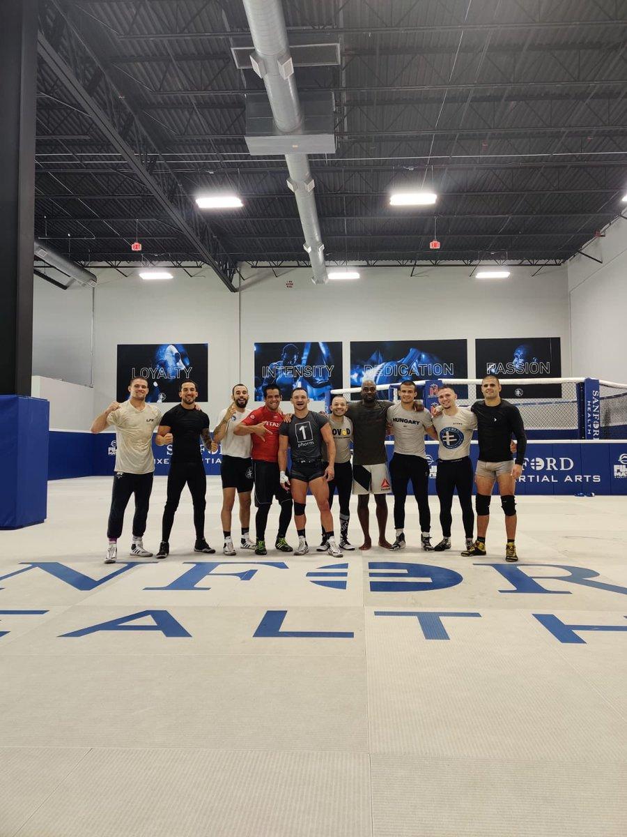 🔥 TEAM SANFORD MMA 🔥
