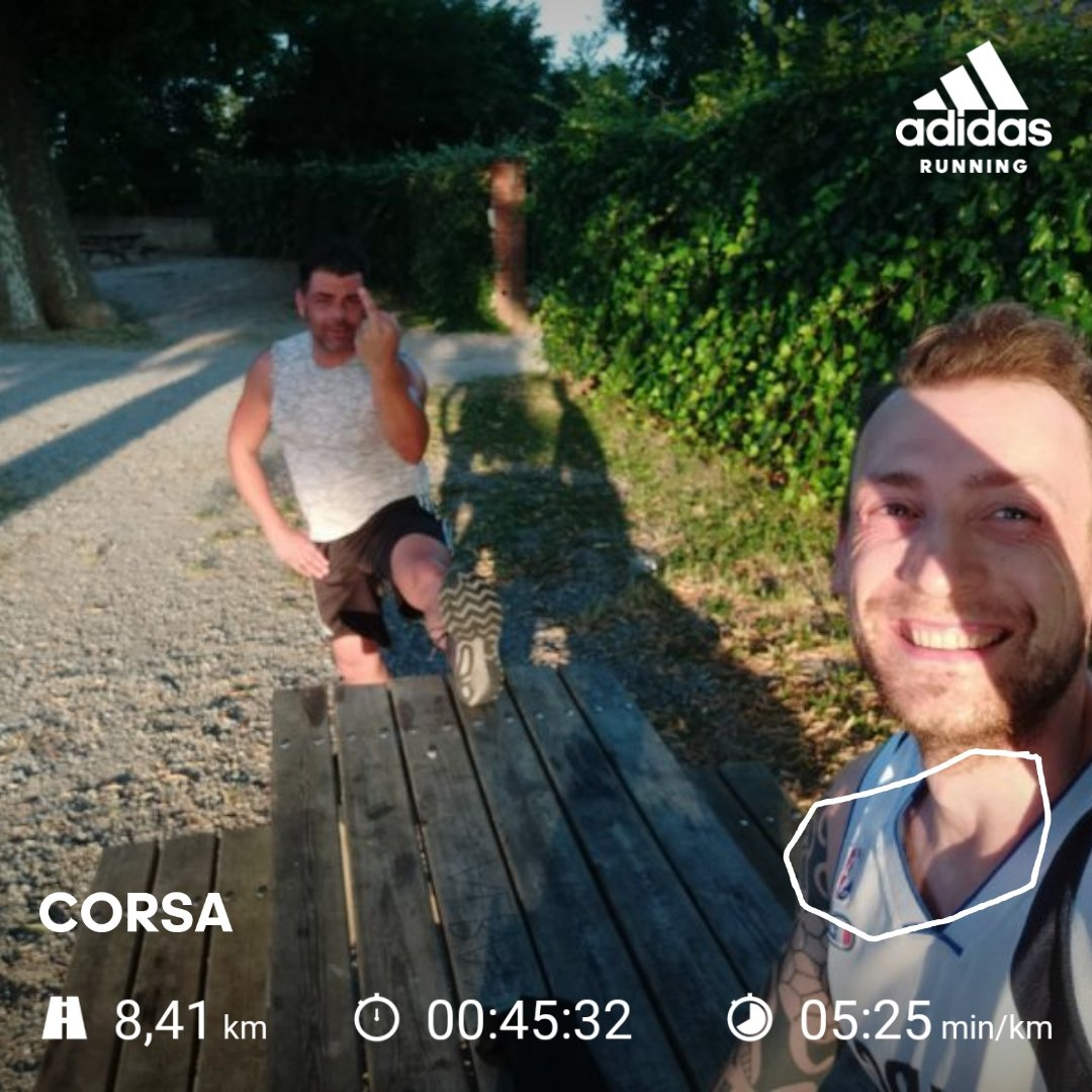 Run Tommy...Run...#friendship #operationvikings #nevergiveup #amur_lu #lucca #jogging #greenlife #bestcountry #bestcity #runtastic #runtasticresults #adidasrunning #neversurrender #newbalance #newbalance880