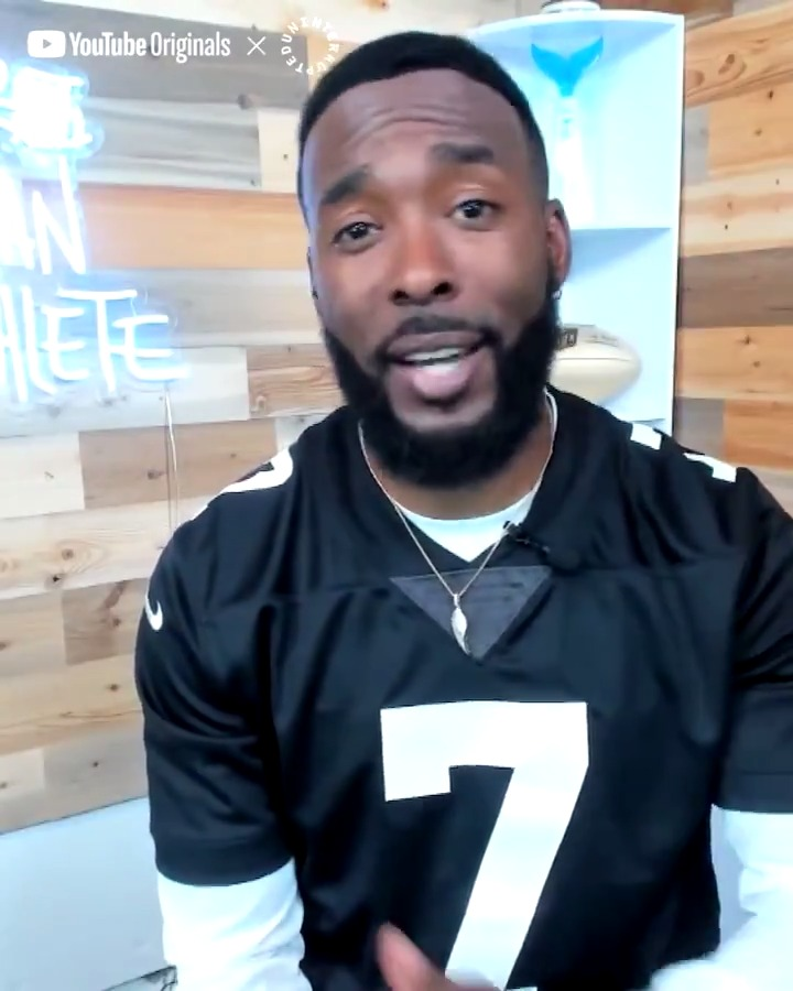 """""""Now it's too late, we need action"""" - @Hawk on why companies like the @NFL need to do more than just say #BlackLivesMatter and start taking real action  @youtube x @uninterrupted https://t.co/p71c7c6JBk"""