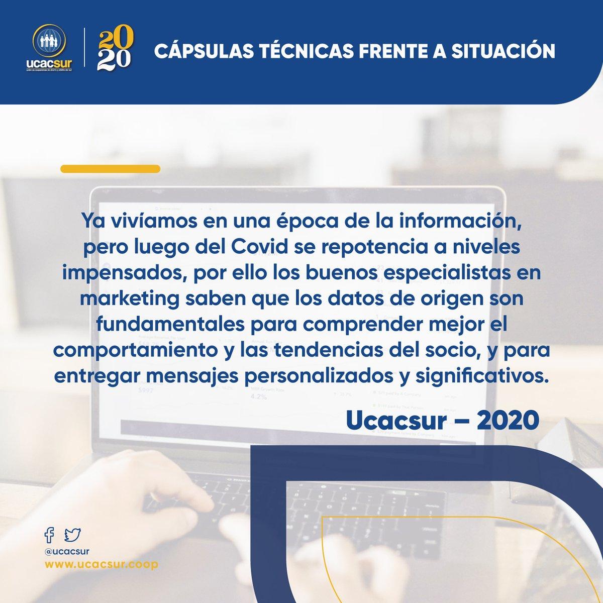 Desde #VirtualCoop analiza, descarga y comparte nuestras #CápsulasTécnicas ante #COVID19Ecuador https://t.co/P0lqrBfvB1