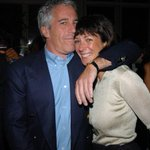 Image for the Tweet beginning: Ghislaine Maxwell, Jeffrey Epstein's longtime