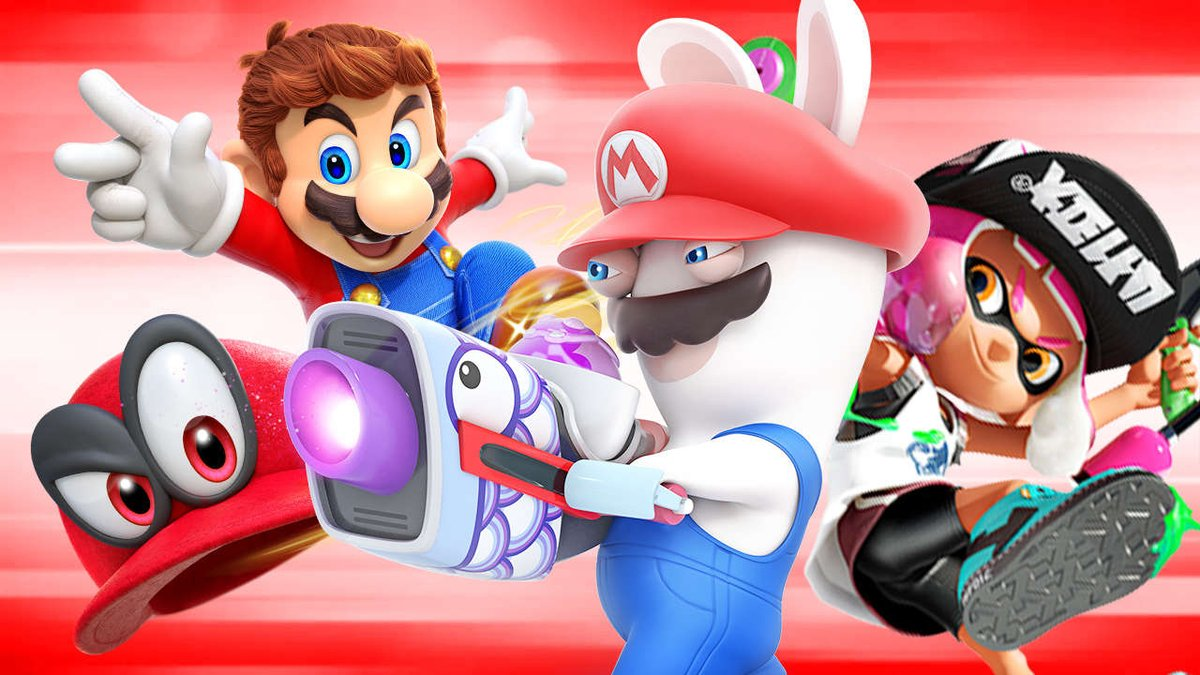 Best Nintendo Switch #game Exclusives (July 2018 Update). #gamerslife http://bit.ly/2QcerQMpic.twitter.com/jNDCB0VYxH