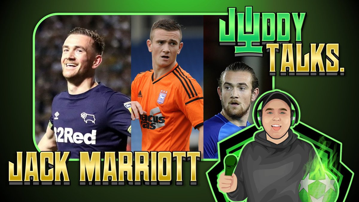 30 minutes until @jackmarriott94 and I discuss his career in football so far ... probably take the Mick out of @DuaneHolmes for a while and ask him some questions you guys have asked 👏🏻 Twitch.tv/Juddy19X