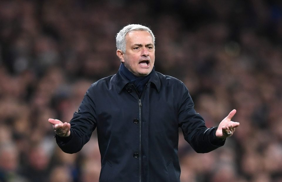 Spurs fans, what's going on? Let us know what your thoughts are? Jose, more time or is it not working out? Let us know... 🤦🏽♂️@talkSPORT