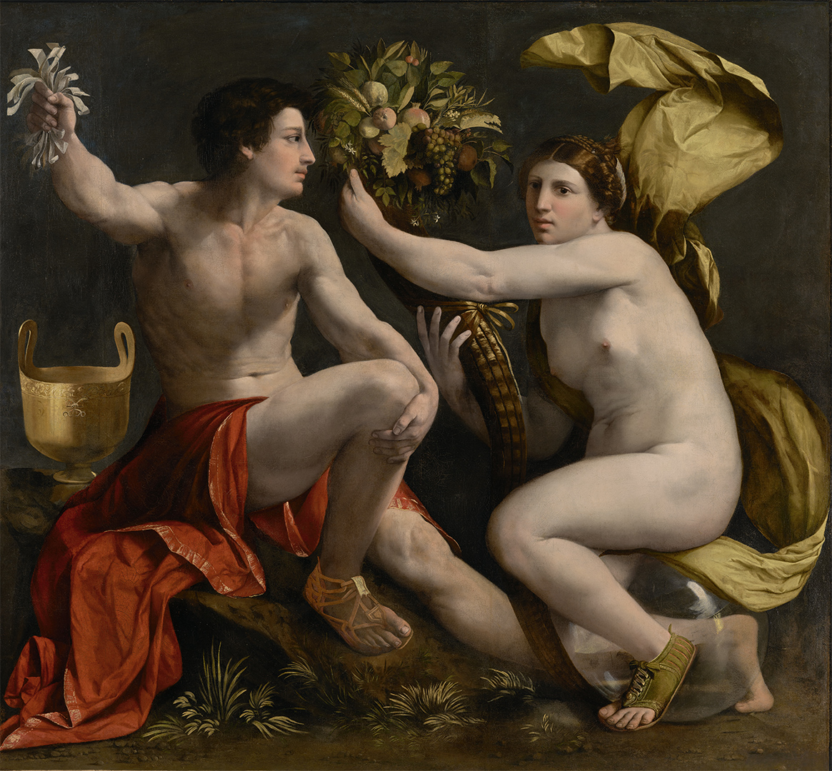 The renaissance's love affair with the nude gets a provocative show