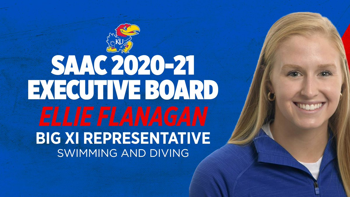 We are excited to announce our new SAAC Executive Board for the 2020-21 year. We look forward to this group doing big things for SAAC!! Rock Chalk! #OneTeam https://t.co/lOeJ0udZYY