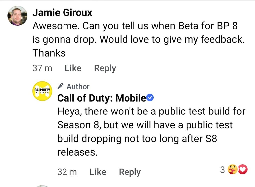 Call Of Duty Mobile On Twitter They Ll Release Season