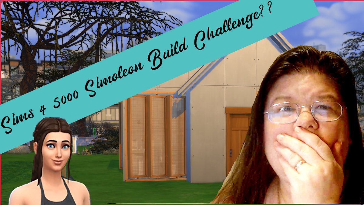 What can  you #build with 5k Simoleons? My #IPGSims4Challenge   https://youtu.be/WP4C3JHf5ok pic.twitter.com/hmBHdXZ6pT