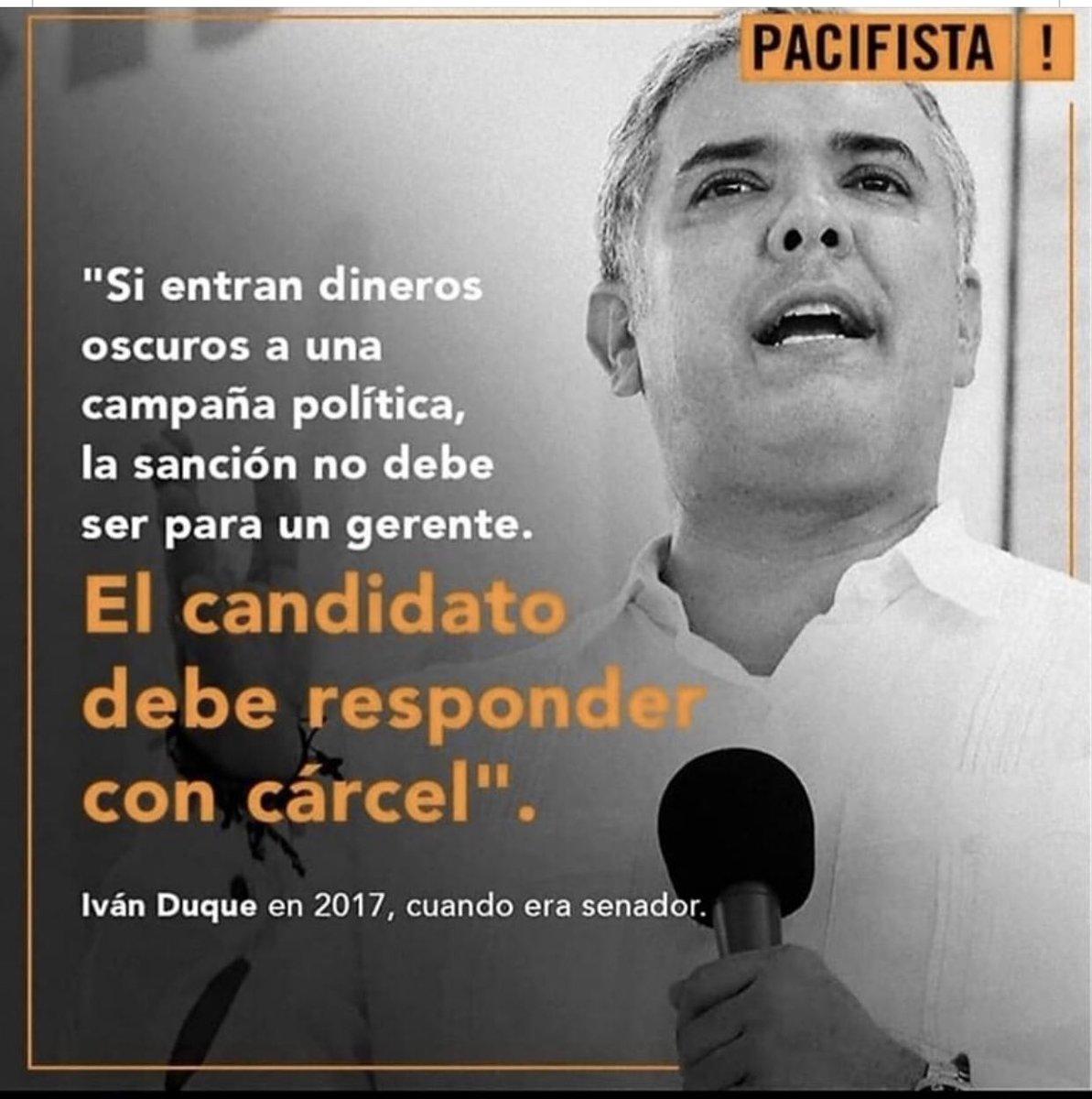 Apoyo al señor presidente @IvanDuque https://t.co/vGDCf2E9c2