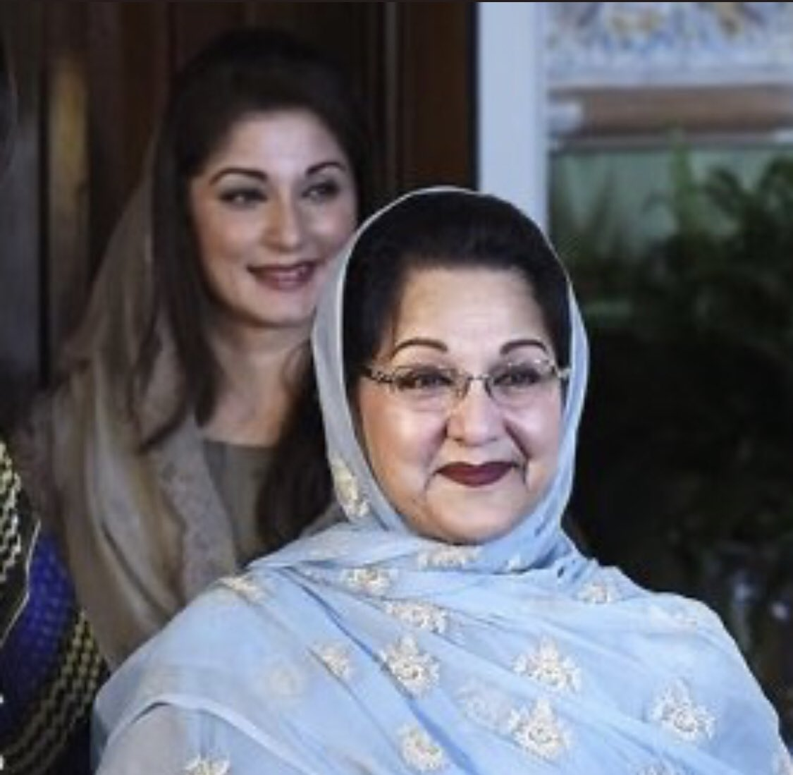 Gone but never forgotten. First Lady of Pakistan for 3 terms. A lady that made history. Stood by her husband a 3 times elected PM through everything. May Allah SWT grant her a place in paradise. May Allah SWT bestow his mercy upon her family and shower them with his blessings. <br>http://pic.twitter.com/CNLlobLu55