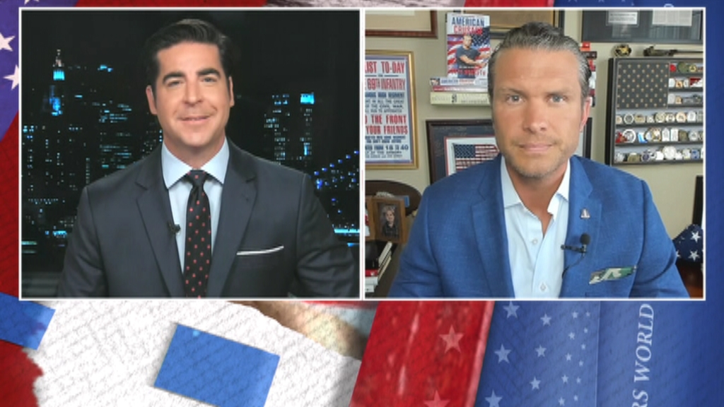 As America celebrates it's 244th birthday, it's facing a war on history. @PeteHegseth is in Watters' World to talk all about it, tonight. #FoxNEws 8PM ET https://t.co/4dSZXgpgky