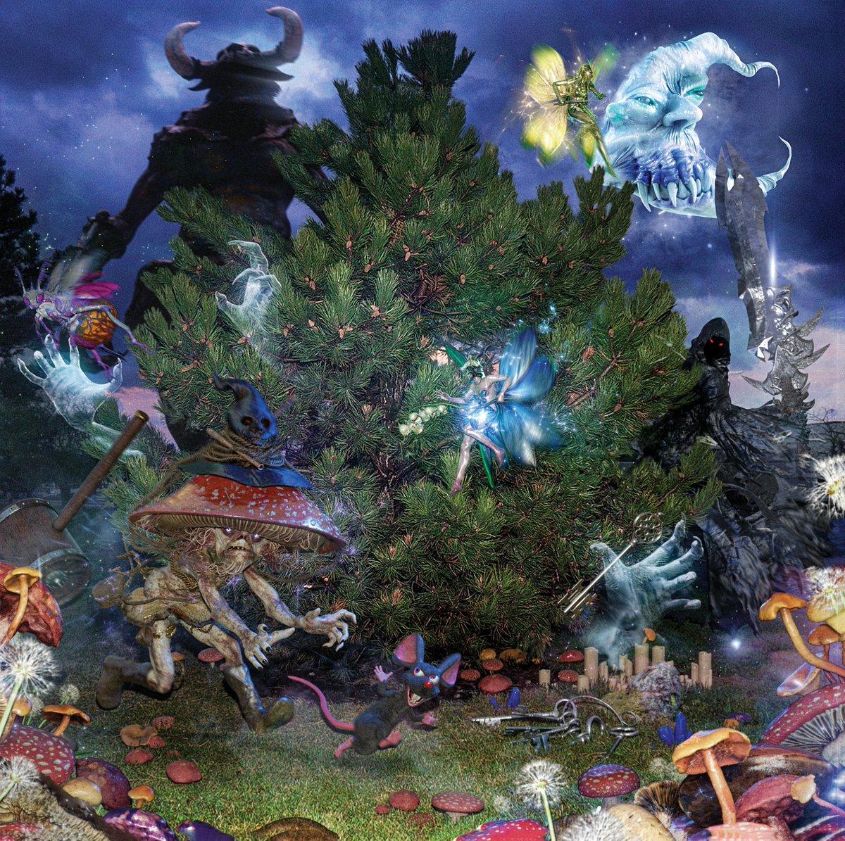 1000 gecs and The Tree of Clues ..............🧩..🌲 ............. july 10 on big beat records ... 🔎 pre0rder tonight @ midnight est ⏳... ⌛️.. ... 100gecs.com .