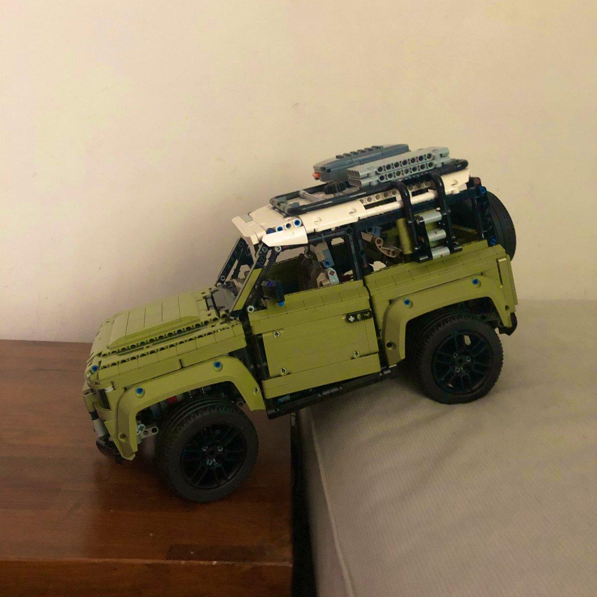 Hazır Yeni Land Rover Defender gündem olmuşken Lego Technic 42110 videomu hatırlatayım: https://t.co/eVyWx3eTEc #LandRover #YeniDefender #BorusanOtomotiv #LegoTechnic #YouTube @LandRover_TR @YouTube @borusanotomotiv https://t.co/3HekHHJJFv
