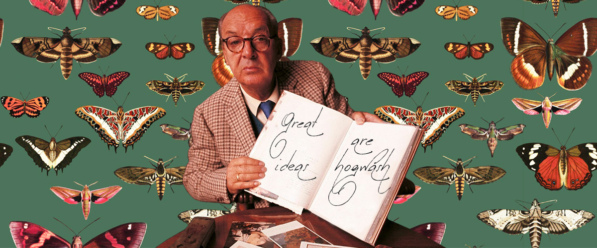Every Great Writer is a Great Deceiver: Vladimir Nabokov's Best Writing Advice #WritingAdvice #WritingTips #GetWriting https://t.co/nRKR2wSNWP https://t.co/xebSl7xRO6