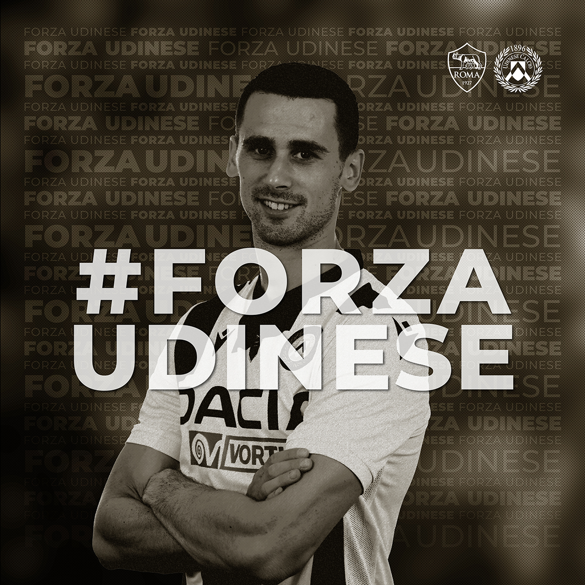 #RomaUdinese