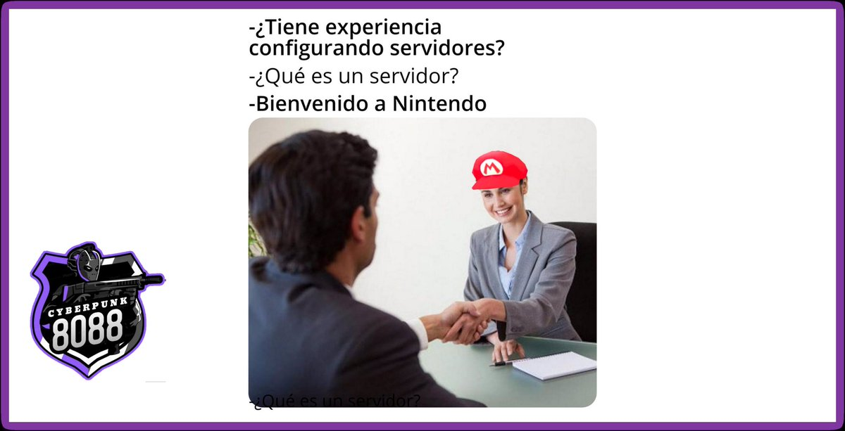 Ahora sabemos por qué #memes #memesgamers #memesespañol #gamer #gamers #gamermemes #gamermeme #memesgamer #videojuegos #videojuego #videojuegos#memesvideojuegos #juegosps4 #gamerslife #memestheswitch #videojuegosretro #gta #gtasanandreas #PlayStation #nintendomemespic.twitter.com/2jVpKDsjBW