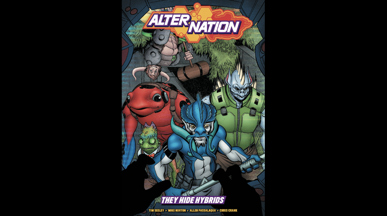 🚨ATTENTION AGENTS🚨 Time for your Next Mission: Pre-order your copy of the new comic Alter Nation: They Hide Hybrids from the @DarkHorseComics website now! https://t.co/WuM0OVxsBz #alternation #TheyHideHybrids #darkhorsecomics #comics #comicbooks https://t.co/4Gx3wYaisH