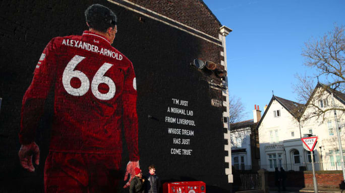 Trent Alexander-Arnold Reveals 'Confusion' & Mum's Tears Ahead of Liverpool Debut Against Man Utd https://t.co/3ICyy5bi6v https://t.co/zjA4inye1f