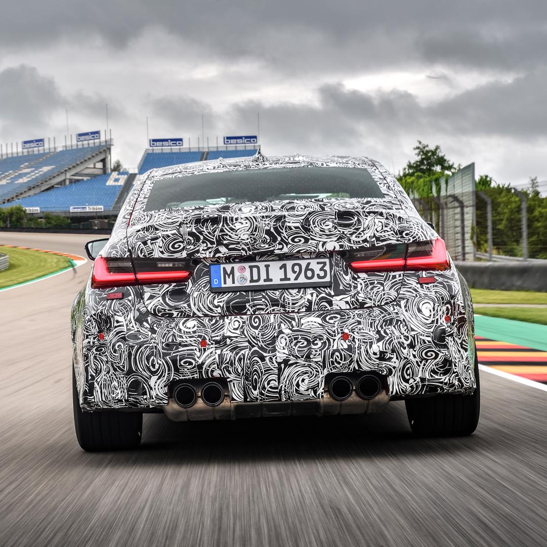 #TheM3 Nowe BMW M3. Już wkrótce. #BMW #M3 https://t.co/yMlSZBjxCZ