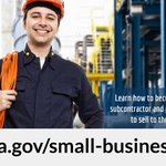 The #HUBZone program fuels small business growth in historically underutilized business zones with a goal of awarding at 3% percent of federal contract dollars to HUBZone companies each year.  Learn how GSA can help your #SmallBusiness at https://t.co/ne5M9L8qUB.