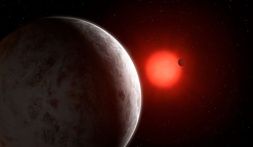 "With the help of @NASA TESS, Astronomers in Europe & Chile believe a planet with #astrobiology potential could be orbiting in the habitable zone of a ""quiet,"" nearby red dwarf. The system could also be a good target for the upcoming @NASAWebb mission: go.nasa.gov/2Bx5qzo"