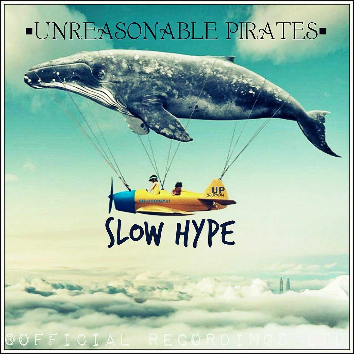 "Unreasonable Pirates - ""Slow Hype"" @AKAIKARATE @RUSHMOREBEATS  Out now @Bandcamp ⬇  https://t.co/cvW5d7hg78  #NewMusicAlert #NewMusic2020 #HipHop #Rap #Boombap #BeatTape #Beats #OFFICIAL  ®   https://t.co/hmYWnawfG9"