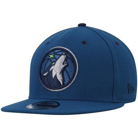 Minnesota Timberwolves New Era 2019/20 City Edition Hookup 9FIFTY Adjustable Snapback Hat - Blue, $22.49 with code: SHOWOFF - You Save: $7.50 http://ow.ly/4FXa30qVHi0 pic.twitter.com/jDv4j6cLta