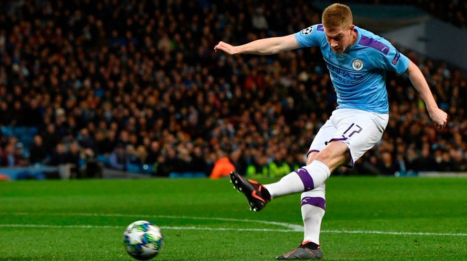 If Kevin De Be Bruyne is the best player in the Premier League, who is second? https://t.co/wyPV5kJs6o