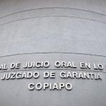 Image for the Tweet beginning: TOP de Copiapó condena a