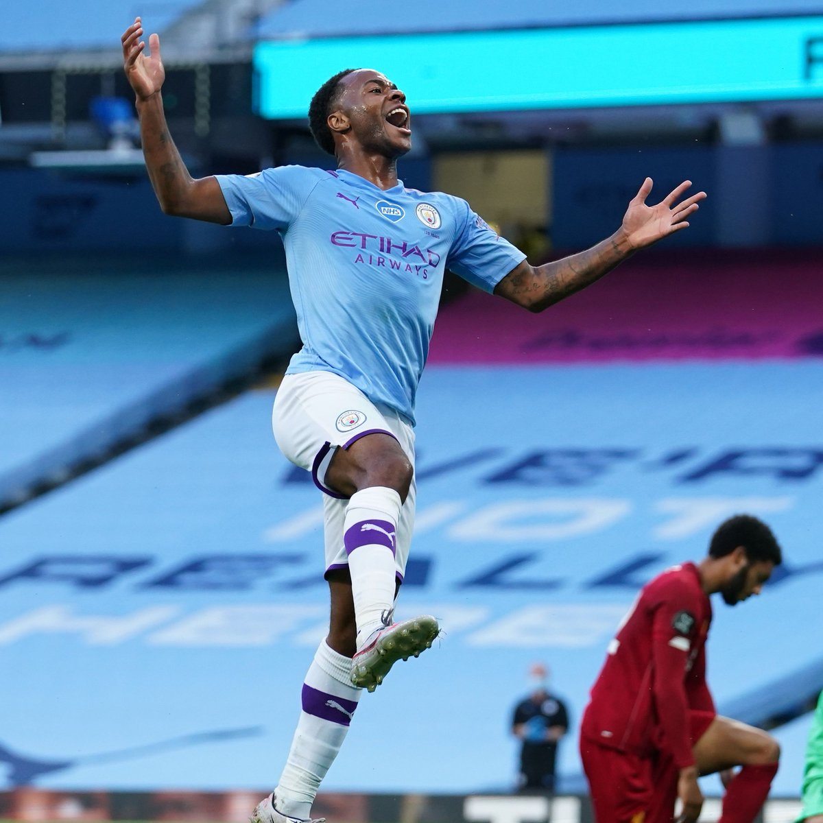 This is the first time we have been 4️⃣ goals down in a Premier League game since September 2017, which was also against Manchester City at the Etihad Stadium (5-0 defeat). #MCILIV #LFC