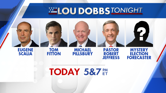 Putting Americans First: @POTUS strong leadership restores our nation and economy, putting millions of Americans back to work despite attacks from the left. @SecGeneScalia @TomFitton @MikePillsbury @RobertJeffress join Lou 5&7 PM/ET. #AmericaFirst #MAGA #Dobbs