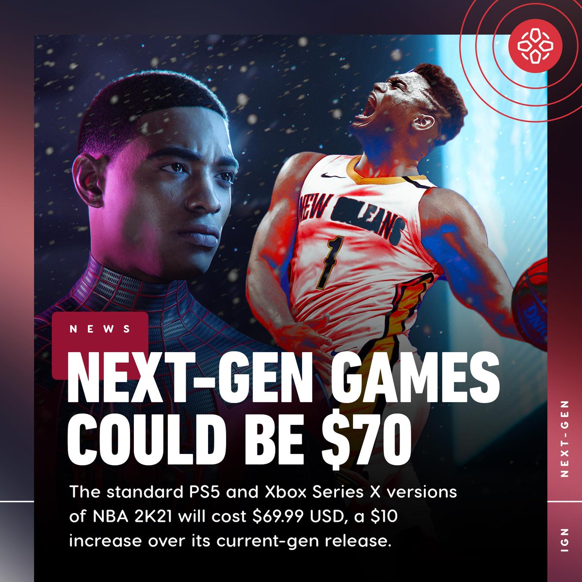 Could NBA 2K21s next-gen price increase be a sign of things to come for PS5 and Xbox Series X? ign.com/articles/nba-2…