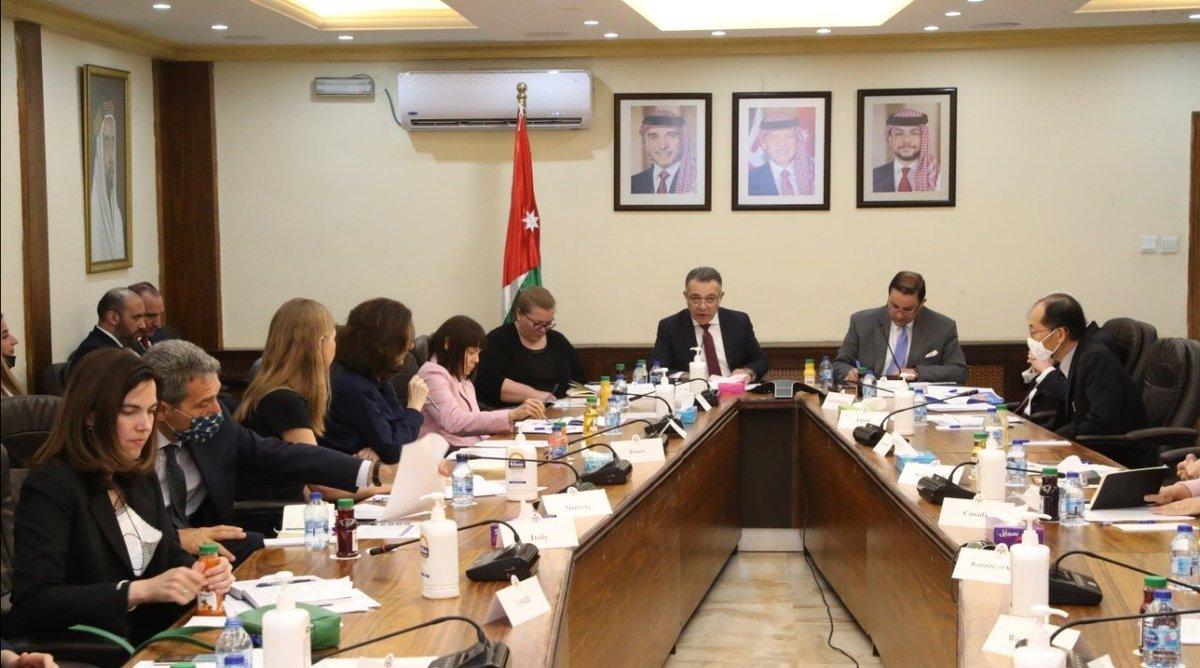 Planning minister inaugurates Jordan Taskforce meeting on economic reforms, challenges | Jordan Times https://t.co/NmFQGR5lJU https://t.co/WUsNEsXvPx