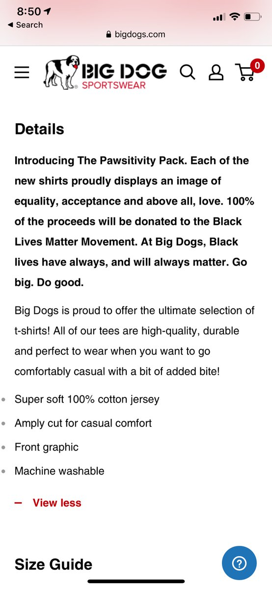 @modernistwitch I'm late to this but I hope you didn't miss this note about the Pawsitivity Pack shirts.