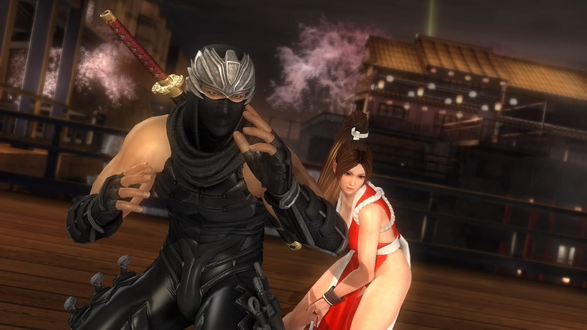 Lorenzo Buti On Twitter Ninja Gaiden 4 With A Guest Fighter