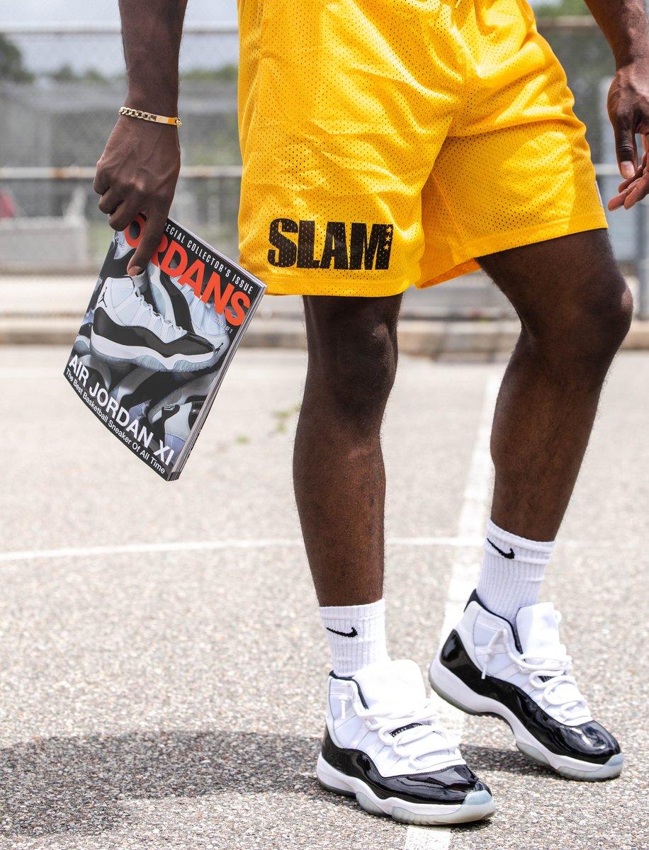 SLAM ShootAround Mesh Shorts! 🗣 Cop here: Slam.ly/new-arrivals