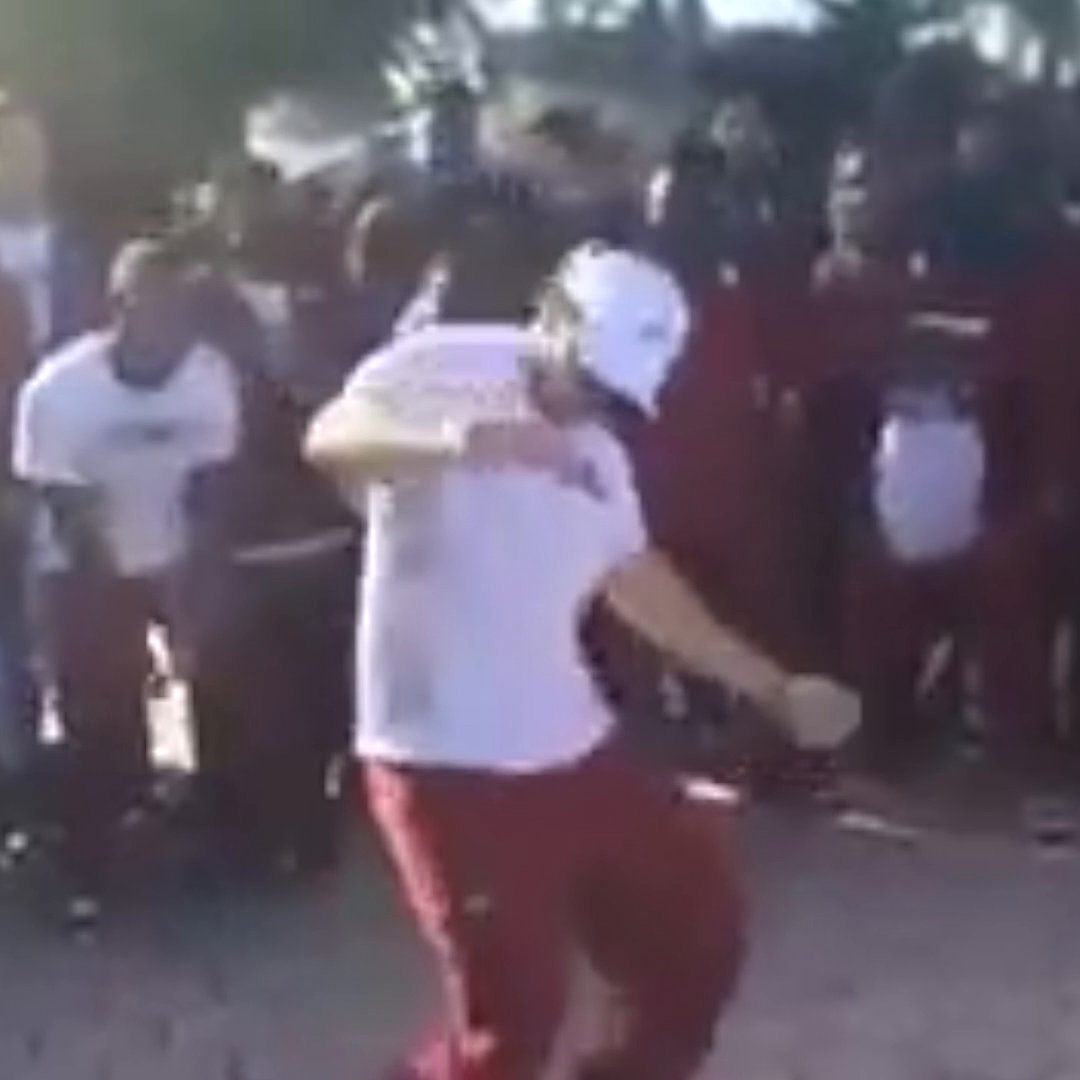 This Baker Mayfield dance clip is legendary.