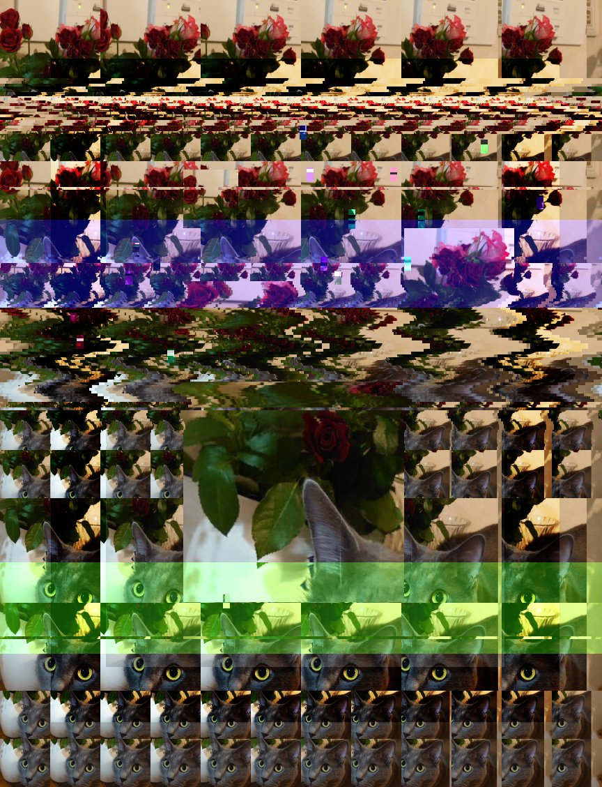 ⭐🆙 cat glitch cats nodejs scatter cosine tesselate bot color Origin img by @38ZAc0eBxa47EAV