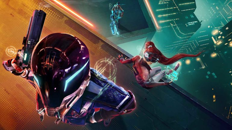 We Spoke To The Hyper Scape Devs About Differences From Other Battle Royales, Modes And Twitch Integration https://t.co/gxxKxTAIHP https://t.co/qKZYxN3zkJ