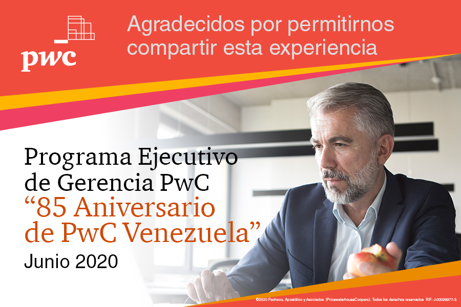 Gracias a los participantes del módulo 8 y con esto finalizamos el #PwCVenezuelaProgramaGerencial , quienes se registraron y no pudieron ingresar a la sala en vivo, recibirán un link para ver la grabación del evento. https://t.co/ZCPd72KnbO https://t.co/pdKeqI3JBZ