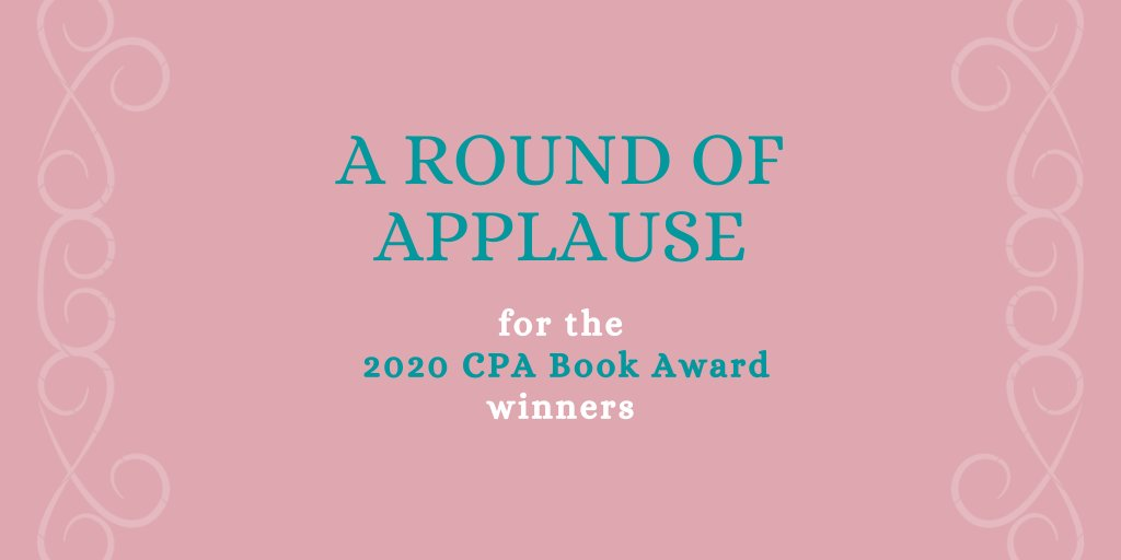 Yay! A SAINT OF OUR OWN won two CPA Awards: First Place in Gender Issues and Second Place in History @elainemaisner @uncpressblog https://t.co/0UEf0BnOIa