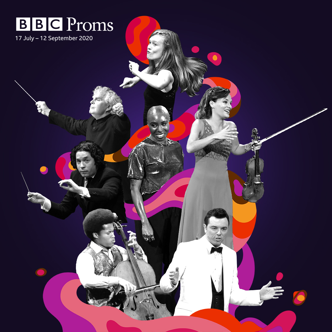 Relive 4 decades of outstanding concerts from the #BBCProms. We're bringing you 6 weeks of some of our greatest performances and 2 weeks of special concerts live from the @RoyalAlbertHall. On: TV | Radio | @BBCiPlayer | @BBCSounds bbc.co.uk/proms